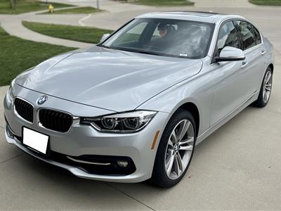 2018 BMW 3 Series lease in West Des Moines,IA - Swapalease.com