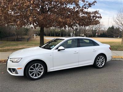 2019 Audi A4 lease in Arlington,VA - Swapalease.com