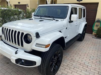 2020 Jeep Wrangler Unlimited lease in Miami,FL - Swapalease.com