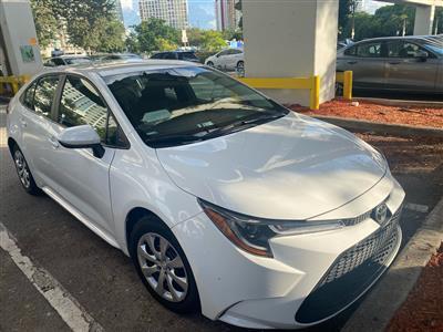 2020 Toyota Corolla lease in Miami,FL - Swapalease.com