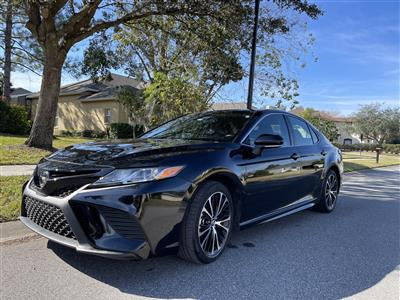 2018 Toyota Camry lease in Oviedo,FL - Swapalease.com