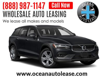 2021 Volvo V60 Cross Country lease in New York,NY - Swapalease.com