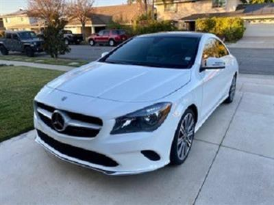 2018 Mercedes-Benz CLA Coupe lease in Laguna Beach,CA - Swapalease.com