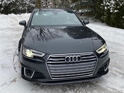 2019 Audi A4 lease in Bloomfield Hills,MI - Swapalease.com