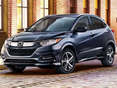 2019 Honda HR-V lease in Howard Beach,NY - Swapalease.com