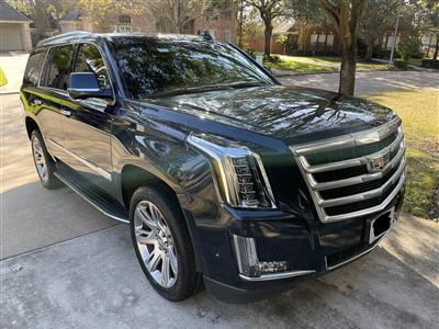 2018 Cadillac Escalade lease in The Woodlands,TX - Swapalease.com