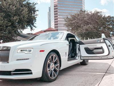 2019 Rolls-Royce Wraith lease in Houston,TX - Swapalease.com