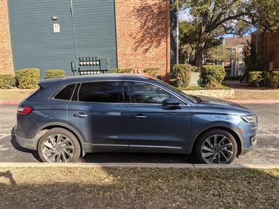 2019 Lincoln Nautilus lease in San Antonio,TX - Swapalease.com