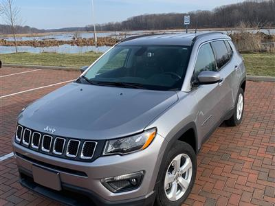 2019 Jeep Compass lease in Mentor,OH - Swapalease.com