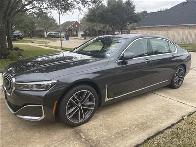 2020 BMW 7 Series lease in Katy,TX - Swapalease.com