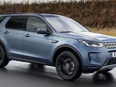 2019 Land Rover Discovery Sport lease in Westport,CT - Swapalease.com