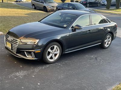 2019 Audi A4 lease in Sterling,VA - Swapalease.com