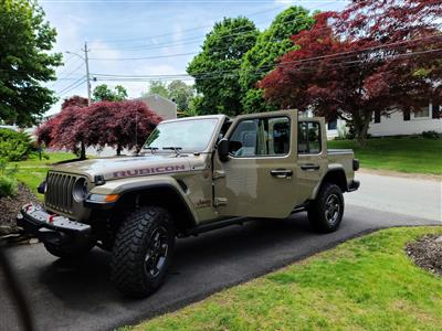 2020 Jeep Gladiator lease in North Providence,RI - Swapalease.com