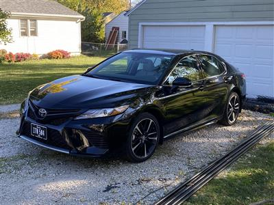 2019 Toyota Camry lease in Des Moines,IA - Swapalease.com