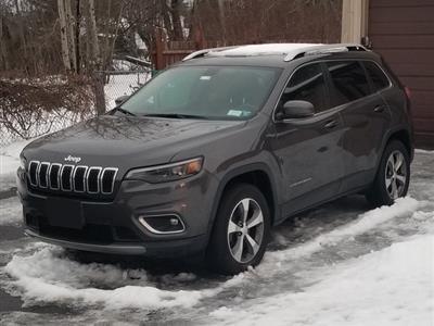 2020 Jeep Cherokee lease in Buffalo ,NY - Swapalease.com