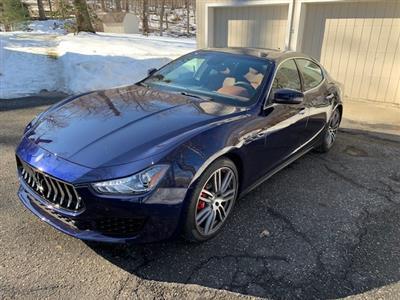 2019 Maserati Ghibli lease in Greenwich,CT - Swapalease.com
