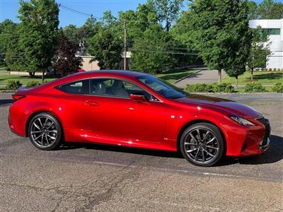 2019 Lexus RC 350 F Sport lease in Cedar Knolls,NJ - Swapalease.com