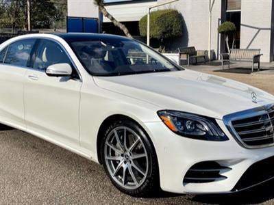 2020 Mercedes-Benz S-Class lease in Austin,TX - Swapalease.com