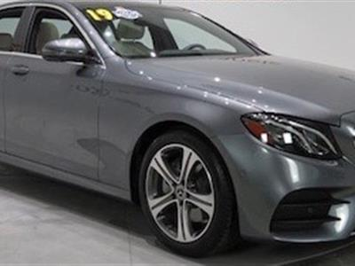 2019 Mercedes-Benz E-Class lease in North Hollywood,CA - Swapalease.com