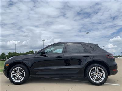 2018 Porsche Macan lease in Allen,TX - Swapalease.com