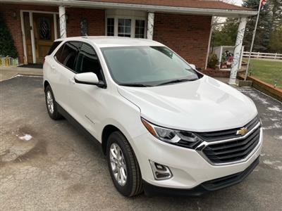 2019 Chevrolet Equinox lease in Ambridge,PA - Swapalease.com