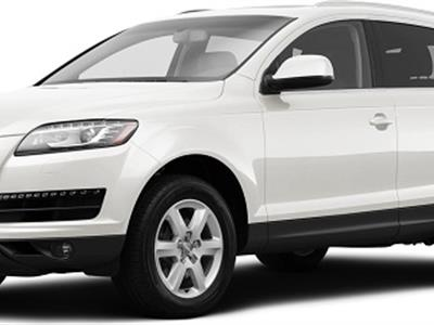 2014 Audi Q7 lease in Hazel Crest,IL - Swapalease.com