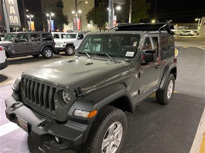 2020 Jeep Wrangler lease in Dallas,TX - Swapalease.com