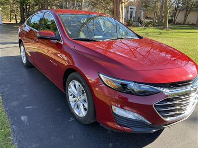 2019 Chevrolet Malibu lease in MIDDLETOWN,DE - Swapalease.com