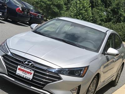 2019 Hyundai Elantra lease in Prince Fredrick,MD - Swapalease.com