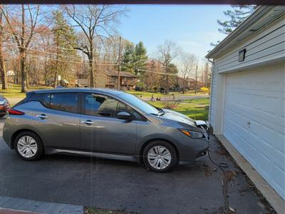 2020 Nissan LEAF lease in Monsey,NY - Swapalease.com