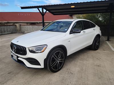 2020 Mercedes-Benz GLC-Class Coupe lease in San Antonio,TX - Swapalease.com