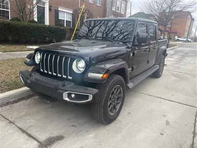 2020 Jeep Gladiator lease in DEARBORN,MI - Swapalease.com