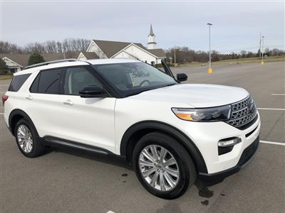 2020 Ford Explorer lease in ZIONSVILLE,IN - Swapalease.com
