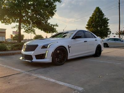 2019 Cadillac CTS-V lease in Cypress,TX - Swapalease.com
