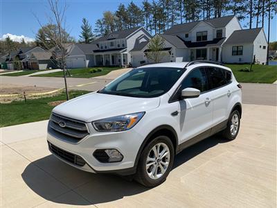 2018 Ford Escape lease in Nunica,MI - Swapalease.com