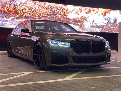 2020 BMW 7 Series lease in Exeter,NH - Swapalease.com