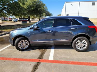 2019 Cadillac XT5 lease in Dallas,TX - Swapalease.com