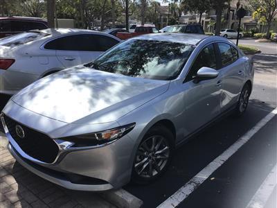 2021 Mazda MAZDA3 lease in Palm Beach gardens,FL - Swapalease.com