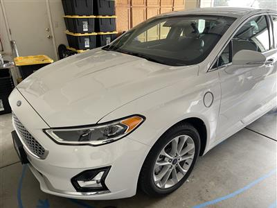 2020 Ford Fusion Plug-In Hybrid lease in Gilroy,CA - Swapalease.com