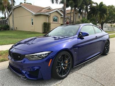 2019 BMW M4 CS lease in Sarasota,FL - Swapalease.com