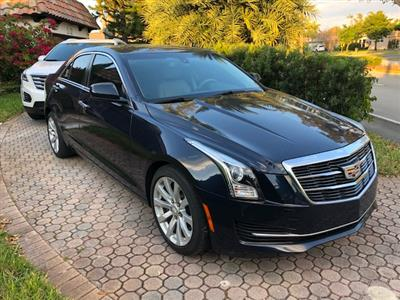 2018 Cadillac ATS lease in Hollywood,FL - Swapalease.com