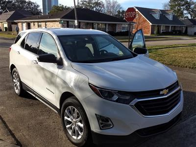 2019 Chevrolet Equinox lease in Metaire,LA - Swapalease.com
