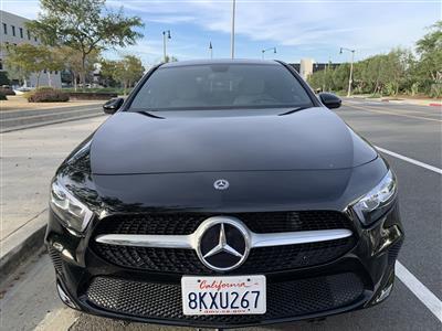 2019 Mercedes-Benz A-Class lease in Playa Vista,CA - Swapalease.com