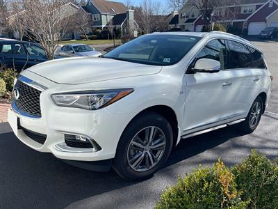 2020 Infiniti QX60 lease in Moristown ,NJ - Swapalease.com