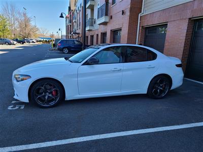 2018 Alfa Romeo Giulia lease in Kearny,NJ - Swapalease.com