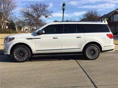 2020 Lincoln Navigator L lease in Frisco,TX - Swapalease.com