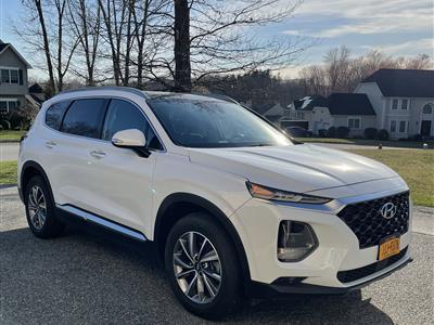 2019 Hyundai Santa Fe lease in Warwick,NY - Swapalease.com