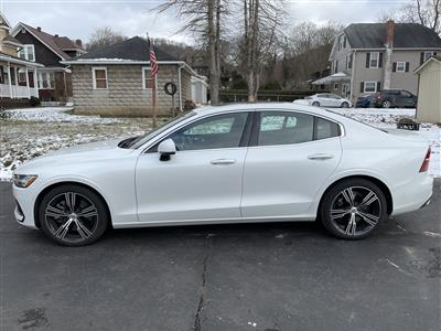 2020 Volvo S60 lease in Johnstown,PA - Swapalease.com