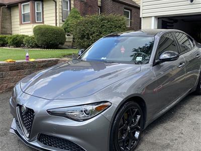 2019 Alfa Romeo Giulia lease in Bayonne,NJ - Swapalease.com