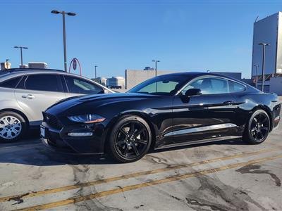 2019 Ford Mustang lease in Los Angeles,CA - Swapalease.com
